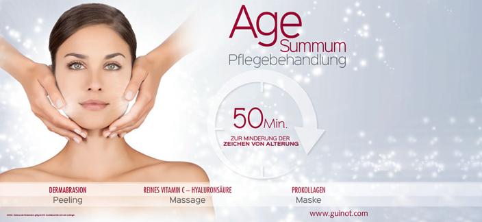 Behandlung-Guinot-Age-Summung