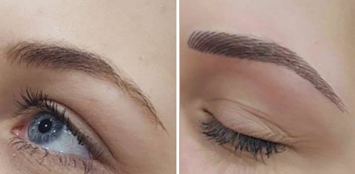 Vorher-nachher-Permanent-Make-up